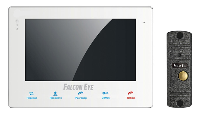 Комплект Falcon Eye FE-KIT «Квартира»